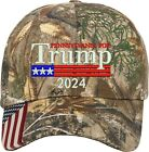 Pennsylvania For Trump US Flag 2020   Gift One Size Fits All Embroidered Hat