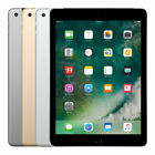 Apple iPad 5th Gen 2017, 32GB 128GB, Wi-Fi or Cell 9.7
