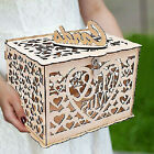 Wedding Card Post Wooden Box Collection Gift Card Boxes with Lock Weddings Decor