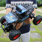 Monster Truck 24G RC Rock Climbing Car Off-Road Remote Control Drift Nitro Toy