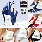 FIT39 Golf Glove Fit Washable Anti-Bacterial Durable Left Right Hand Sz SS-XL