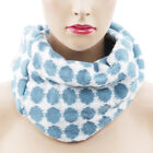 Unisex Winter Warm Boys Girls Collar Baby Scarf Children O Ring Neck Scarves WE