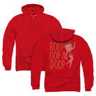 BETTY BOOP CLASSIC OOP Licensed Zipper Hooded Sweatshirt Jacket SM-3XL $49.96 USD on eBay