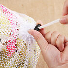 Drawstring Net Laundry Saver Mesh Wash Strong Washing Machine Net Bag