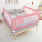 Swing Down Bed Rail Bedrail Crib Kid Toddler Elderly Safety Guard Bunk Full Size