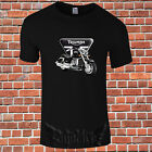 Limited Edition Triumph Motorcycle Rocket III T-Shirt USA Size : S-3XL $26.34 CAD on eBay