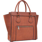 Dasein Medium Winged Satchel 4 Colors