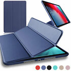 """For Apple iPad Pro 11"""" 2018 A1934 A1980 Slim Smart Leather Stand Flip Case Cover"""