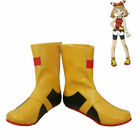 Pokemon Pocket Monsters May Princess of Hoenn Cosplay Shoes Women Boots