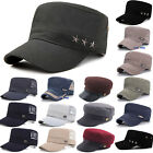 Military Hat Army Cadet Patrol Cap Men Women Golf Baseball Summer Outdoor Caps