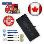 NEW iPhone 7 Replacement Battery 616-00255  with TOOLS & ADHESIVE <br/> Fast and free shipping from Montreal! One year WARANTY