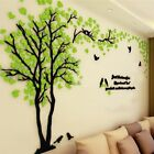 3d Stereo Acrylic Wall Sticker Living Room Tv Background Wall Decor Practical