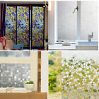 Plain Window Frosted Opaque Privacy Solar Tint - Glass Film - Bubble Free 100*45