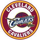 Cleveland Cavaliers Main Circle Logo Vinyl Decal / Sticker 5 sizes!! on eBay