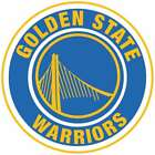 Golden State Warriors Circle Logo Vinyl Decal / Sticker 5 sizes!! on eBay