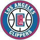 Los Angeles Clippers Circle Logo Vinyl Decal / Sticker 5 sizes!! on eBay