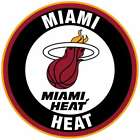 Miami Heat Circle Logo Vinyl Decal / Sticker 10 sizes!! on eBay