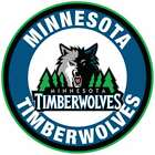 Minnesota Timberwolves Circle Logo Vinyl Decal / Sticker 5 sizes!! on eBay
