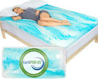 3-Inch-Matress-Topper-Extra-Comfort-Memory-Foam-Cooling-Infused-Gel-Pillow-Top