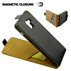 Black Vertical Flip PU Leather Phone Case Phone Wallet Cover For Nokia X XL N930