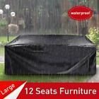 Patio Cover, Essort Large Capacity Outdoor Sectional Furniture Cover, Table And