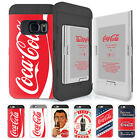Skinu Coca Cola Card Shockproof Bumper Cover Case For Samsung Galaxy S7 Edge $37.5  on eBay