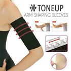 New ToneUp Arm Shaping Sleeves Women Elastic Shaperwear Slimming 420D ZC