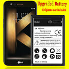 For LG K20 Plus TP260 MP260 BL-46G1F Battery + Multi functions Charger (3920mAh)