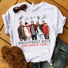 Backstreet Boys DNA World Tour Band Music Size S-5XL