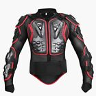Motorcycle Jacket Shoulder Gear Spine Chest Full Body Armor Motocross Protection