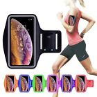 Gym Running exercise Arm Band Sports Armband Case Holder  For Various Phones image