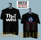 BEST The Who Moving On Tour Dates 2019 T Shirt M-3XL image