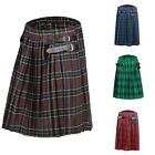 Kyпить US Scottish Men Kilt Traditional Highland Dress Skirt Fashion Tartan Plaid Skirt на еВаy.соm
