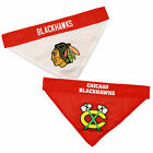 Pets First Chicago Blackhawks Reversible Dog Bandana $11.59 USD on eBay