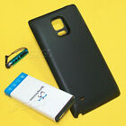 Sporting 9200mAh Extended Battery Cove For Samsung Galaxy Note Edge Smart Phone