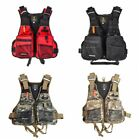 Outdoor Sport Fly Fishing Life Vest Men Women Breathable Swimming Life Jacket US