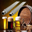 6/12in Stainless Steel Home Brew Beer Mash Filter Kettle Tube Mash Tun Filter US