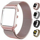 For iWatch Apple Watch Band 38mm 42mm Series 3 2 1 Women Men Strap Wristband US image