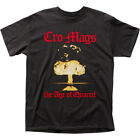 """Cro-Mags """"The Age Of Quarrell  T-Shirt - S - 2X"""
