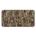 Custom Personalized Novelty License Plate Auto Car Tag With Camouflage Forest
