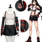 Final Fantasy VII Remake Tifa Lockhart Costume Halloween Cosplay Full Set
