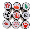 1x Personalized Golf Ball Stamper Stamp Marker Impression Seal Golfer Collection