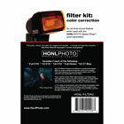 Honl Photo Color Correction Filter Gel Kit