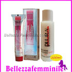 KIT Colore in crema tinta per capelli 100ml + ossigeno 20vol - 200ml -Ultr@plex