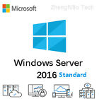Microsoft Windows Server 2016 Standard/Datacenter+ User/Device RDS Cals