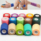 Self Adhesive Elastic Bandage Muscle Tape Finger Joints Wrap Health Care Sport $0.86 USD on eBay