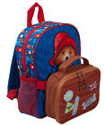 Paddington Bear Kids Backpack + Detachable Lunch Bag/Pencil Case Nursery School for sale  Shipping to Ireland