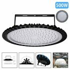 UFO LED High Bay Light 50/100/200/300/500W Low Bay Warehouse Industrial Lights