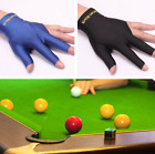 Snooker Pool Billiard Cue Shooter Glove Spandex Glove Left Right Handed £4.78 GBP on eBay