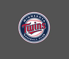 Minnesota Twins Logo Sticker Vinyl Vehicle Laptop Decal on Ebay